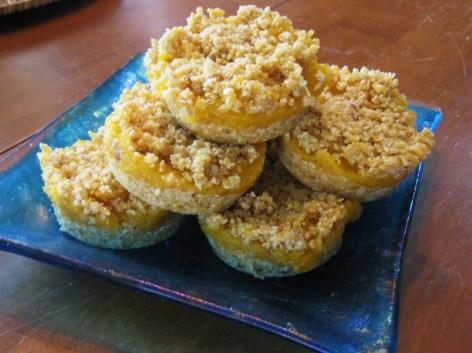 Vegan Apricot Cashew Bars
