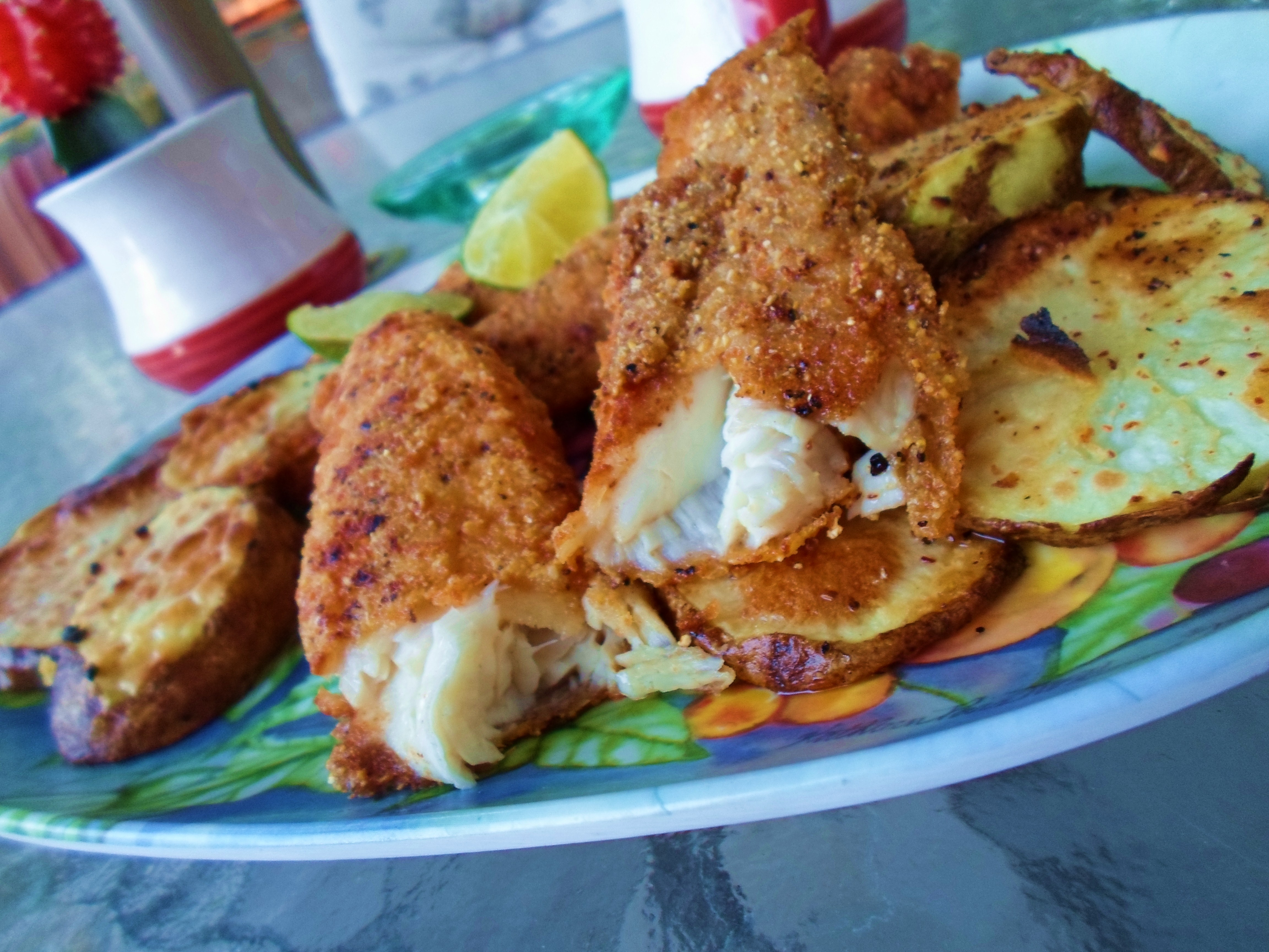 how to fry fish without batter