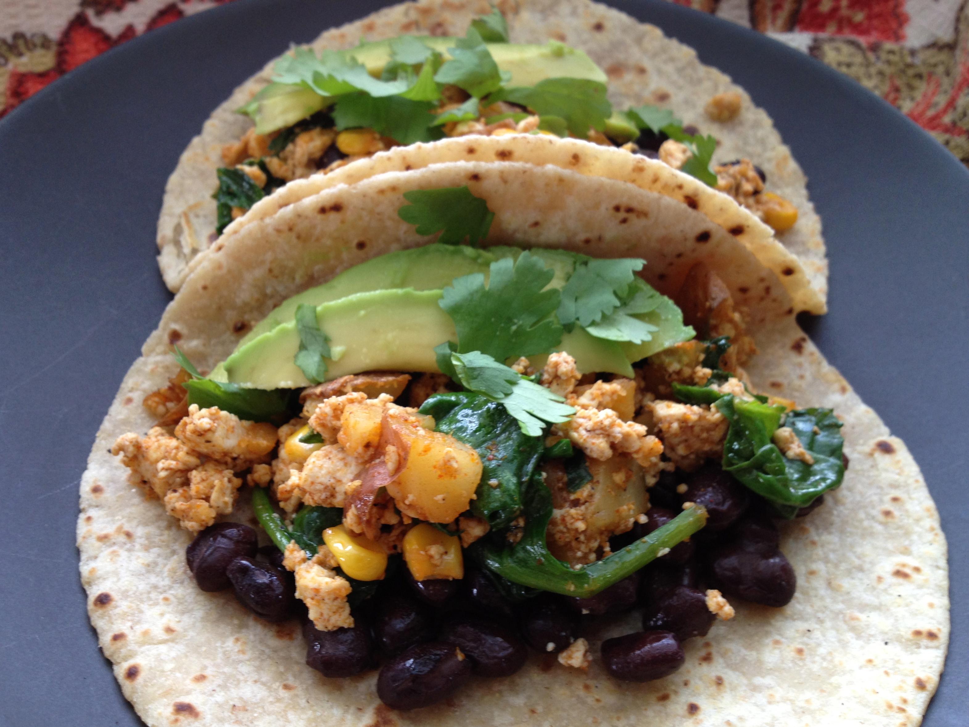 Vegan Tacos Recipes — Dishmaps