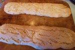 honey slices and Georgie & J018