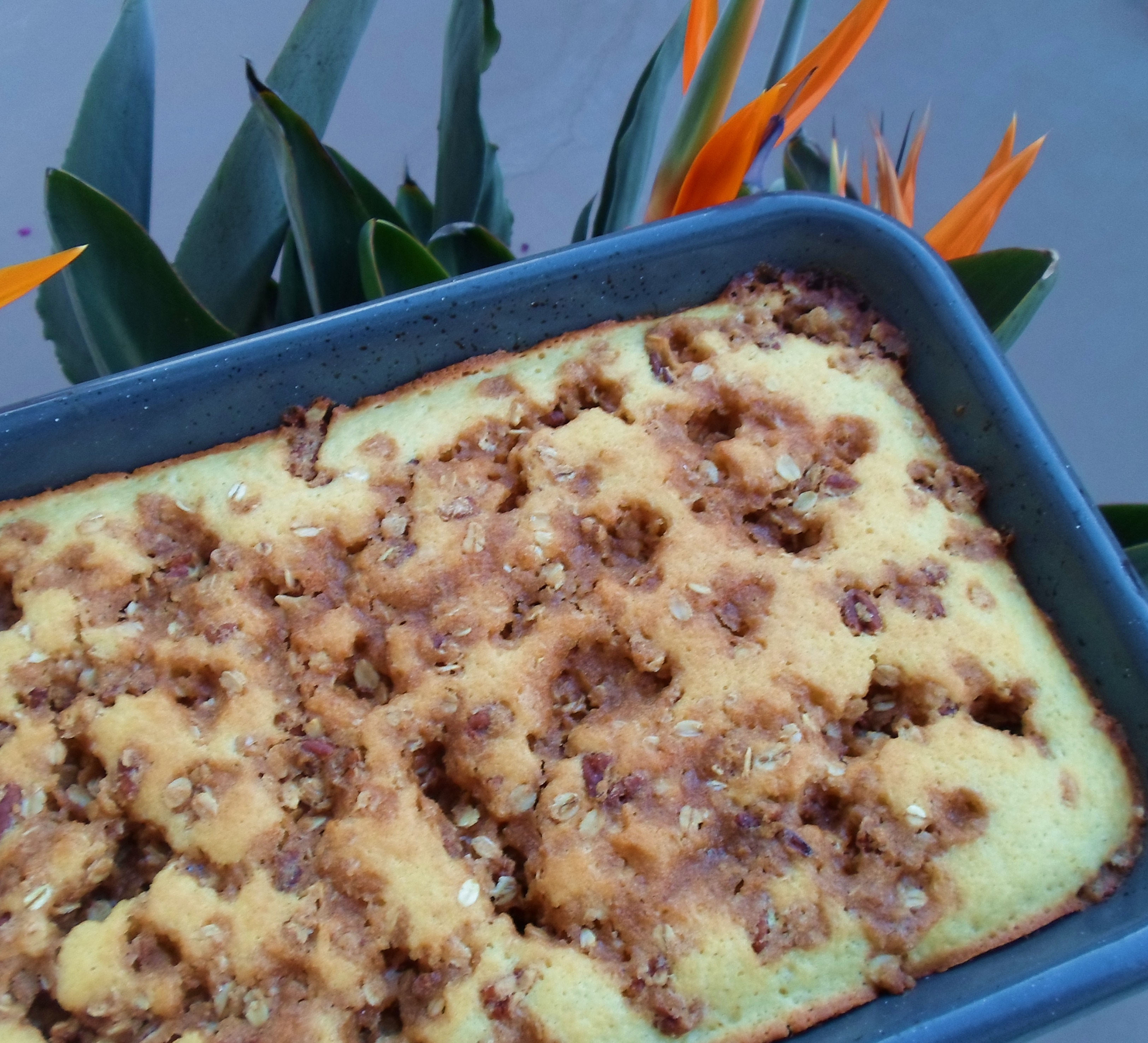 Quick buttery coffee cake made with pancake mix we laugh we cry this ccuart Gallery