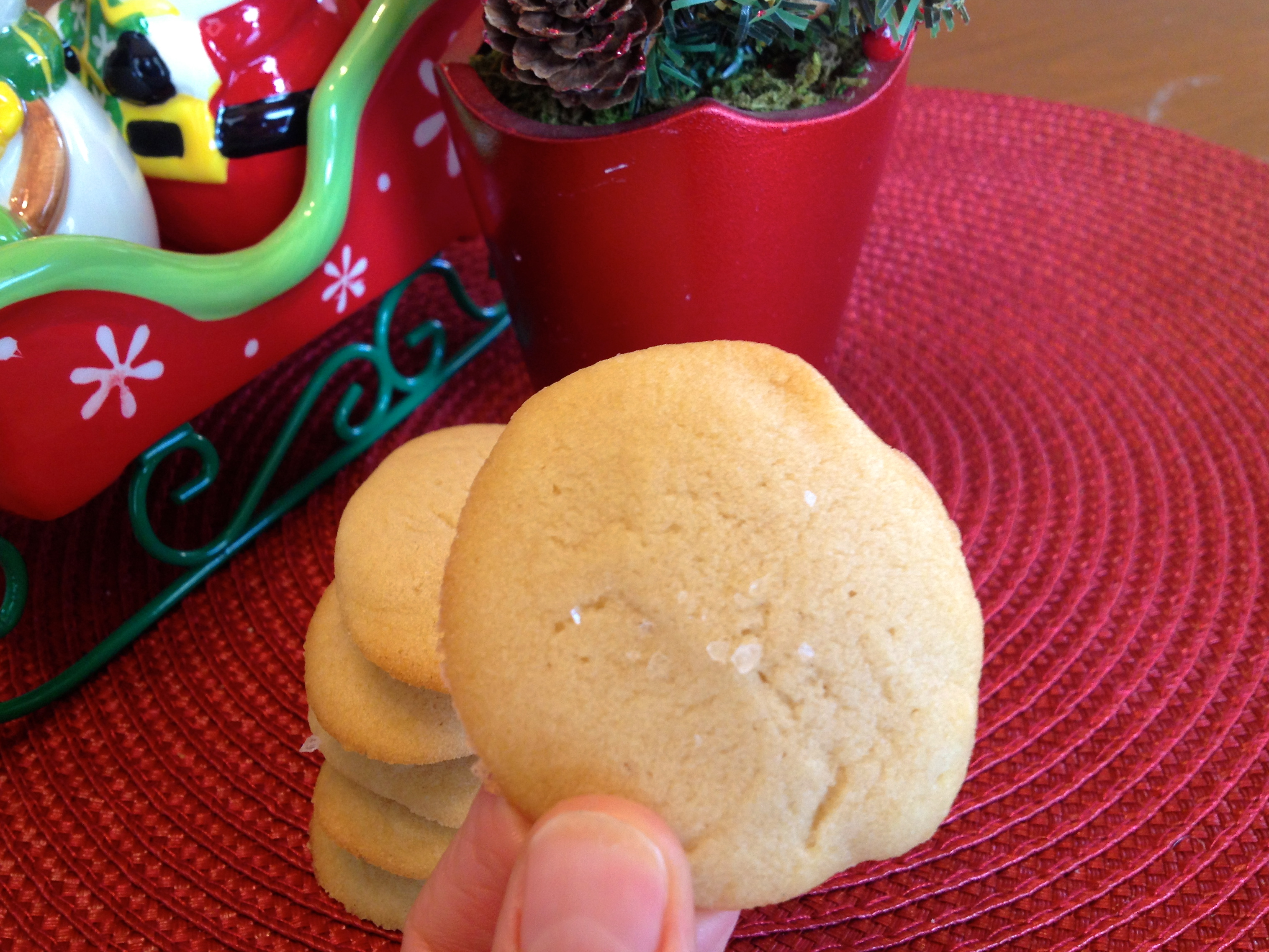 Sugar cookie recipe with maple syrup
