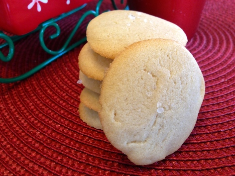 Everyone needs a good go-to sugar cookie recipe for Christmas right?
