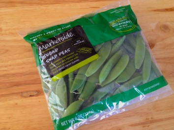 Sugar Snap Peas are easily found in most super markets.