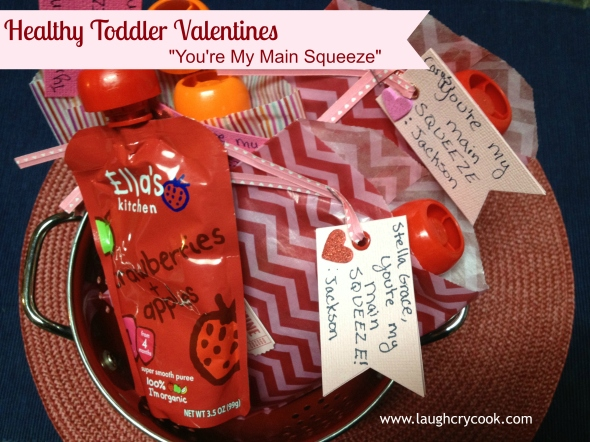 Cute, simple, and healthy valentines that kids will love!