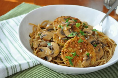 A vegan twist on the dish that first made me swoon for mushrooms.