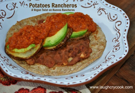 Potatoes Rancheros