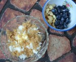 Sweet & Buttery Blueberry Rice Bowl 001