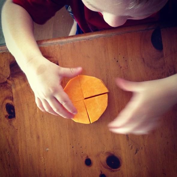 Butternut Squash Puzzle