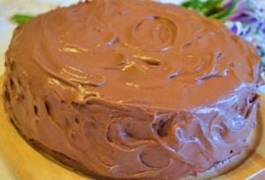 chocolate cake 004