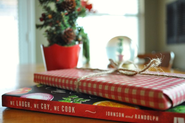 We Laugh, We Cry, We Cook - Gift Wrapped