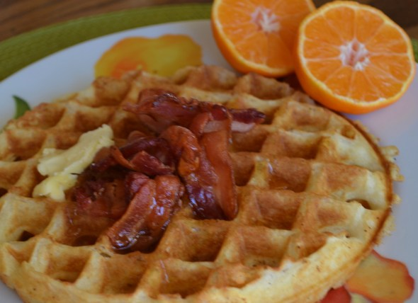 waffles bacon 006