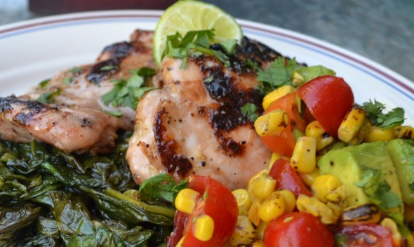 Tequila Lime Chicken Thihs
