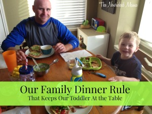Our Family Dinner Rule